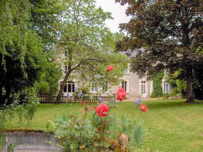 Image 3   9 bedroom manor house for sale with 1.73 hectares of land, Vaas, Chateau du Loir, Sarthe , Loire Valley 216087