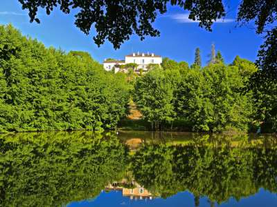 Image 9 | Superb and Versatile Country Estate for Sale in the Dordogne with 25 Bedrooms and 76 Hectares. 216164