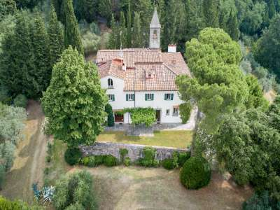 Image 2 | 5 bedroom villa for sale with 5 hectares of land, Fiesole, Florence, Chianti Wine Region 216367