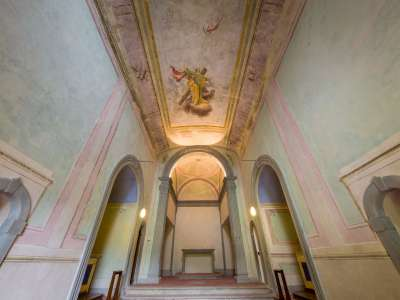 Image 5 | 5 bedroom villa for sale with 5 hectares of land, Fiesole, Florence, Chianti Wine Region 216367