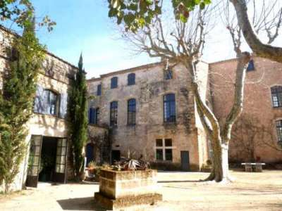 Image 1   7 bedroom French chateau for sale with 0.78 hectares of land, Uzes, Gard , Languedoc-Roussillon 216472