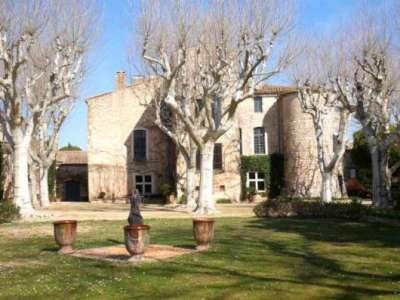 Image 3   7 bedroom French chateau for sale with 0.78 hectares of land, Uzes, Gard , Languedoc-Roussillon 216472