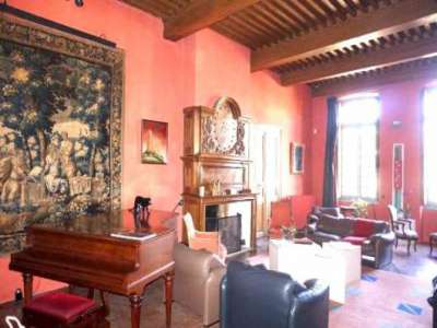 Image 4   7 bedroom French chateau for sale with 0.78 hectares of land, Uzes, Gard , Languedoc-Roussillon 216472