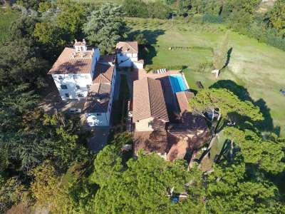 Image 17   15 bedroom villa for sale with 5.5 hectares of land, Siena, Chianti Wine Region 216619