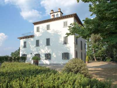 Image 19   15 bedroom villa for sale with 5.5 hectares of land, Siena, Chianti Wine Region 216619