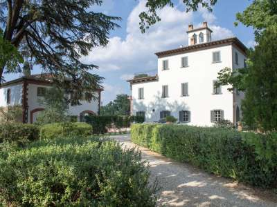 Image 3   15 bedroom villa for sale with 5.5 hectares of land, Siena, Chianti Wine Region 216619