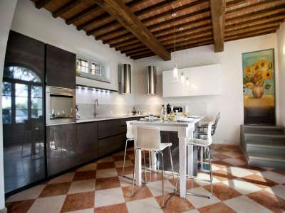 Image 6   15 bedroom villa for sale with 5.5 hectares of land, Siena, Chianti Wine Region 216619