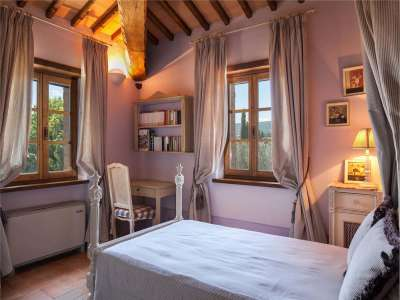 Image 11   5 bedroom farmhouse for sale with 3 hectares of land, Chiusi, Siena, Chianti Wine Region 216712
