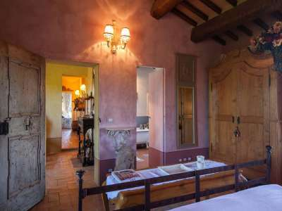 Image 12   5 bedroom farmhouse for sale with 3 hectares of land, Chiusi, Siena, Chianti Wine Region 216712