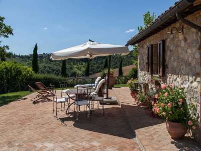 Image 18   5 bedroom farmhouse for sale with 3 hectares of land, Chiusi, Siena, Chianti Wine Region 216712