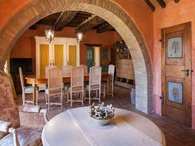 Image 7   5 bedroom farmhouse for sale with 3 hectares of land, Chiusi, Siena, Chianti Wine Region 216712
