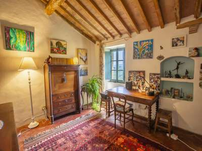 Image 6 | 4 bedroom villa for sale with 9.29 hectares of land, Volterra, Pisa, Tuscany 216817