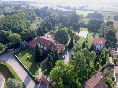Image 3 | 4 bedroom villa for sale with 1.4 hectares of land, Castellaro Lagusello, Mantua, Lake Garda 216874
