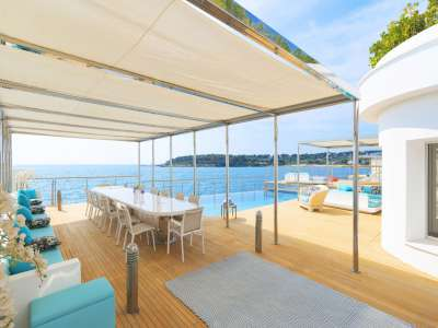 Image 13 | 4 bedroom villa for sale with 633m2 of land, Cap d'Antibes, Antibes Juan les Pins, French Riviera 217691