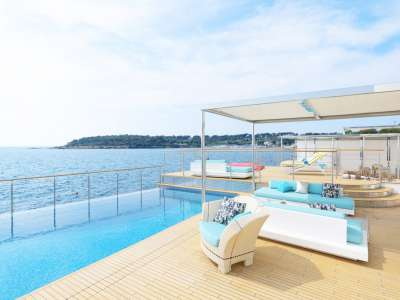 Image 14 | 4 bedroom villa for sale with 633m2 of land, Cap d'Antibes, Antibes Juan les Pins, French Riviera 217691
