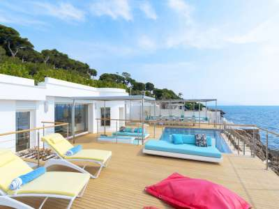 Image 2 | 4 bedroom villa for sale with 633m2 of land, Cap d'Antibes, Antibes Juan les Pins, French Riviera 217691
