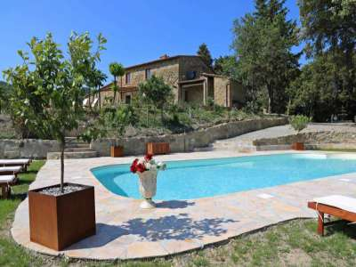 Image 1 | 5 bedroom farmhouse for sale with 22.93 hectares of land, Montecatini Val di Cecina, Pisa, Tuscany 218158