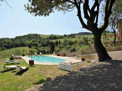 Image 11 | 5 bedroom farmhouse for sale with 22.93 hectares of land, Montecatini Val di Cecina, Pisa, Tuscany 218158