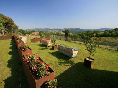Image 2 | 5 bedroom farmhouse for sale with 22.93 hectares of land, Montecatini Val di Cecina, Pisa, Tuscany 218158