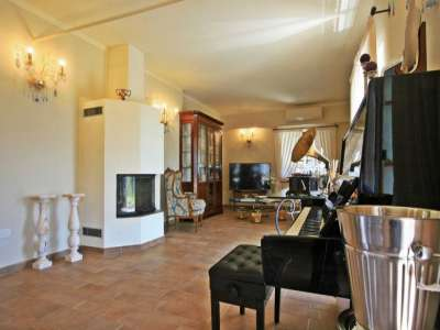 Image 4 | 5 bedroom farmhouse for sale with 22.93 hectares of land, Montecatini Val di Cecina, Pisa, Tuscany 218158