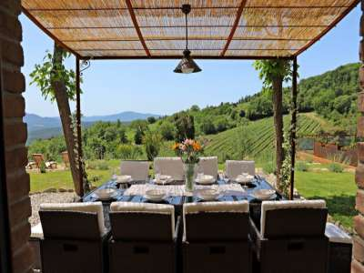 Image 6 | 5 bedroom farmhouse for sale with 22.93 hectares of land, Montecatini Val di Cecina, Pisa, Tuscany 218158
