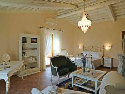 Image 9 | 5 bedroom farmhouse for sale with 22.93 hectares of land, Montecatini Val di Cecina, Pisa, Tuscany 218158