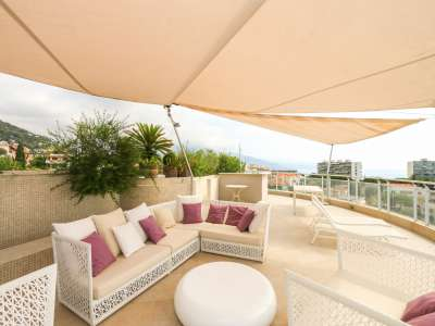 Image 2 | 2 bedroom penthouse for sale with 81m2 of land, Roquebrune Cap Martin, French Riviera 219149