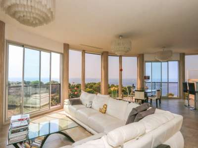 Image 7 | 2 bedroom penthouse for sale with 81m2 of land, Roquebrune Cap Martin, French Riviera 219149