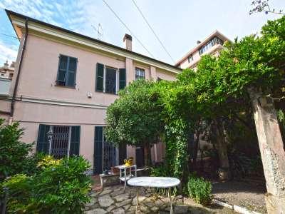 Image 1 | 5 bedroom villa for sale with 1,000m2 of land, Bordighera, Imperia, Liguria 219264