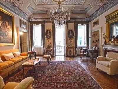 Image 5 | 5 bedroom villa for sale with 1,000m2 of land, Bordighera, Imperia, Liguria 219264