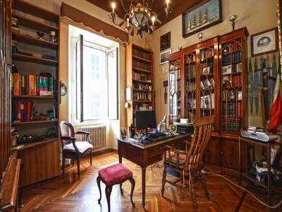 Image 9 | 5 bedroom villa for sale with 1,000m2 of land, Bordighera, Imperia, Liguria 219264