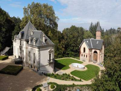 Image 2   9 bedroom French chateau for sale with 32 hectares of land, Occitanie, Tarn, Tarn , Midi-Pyrenees 219634