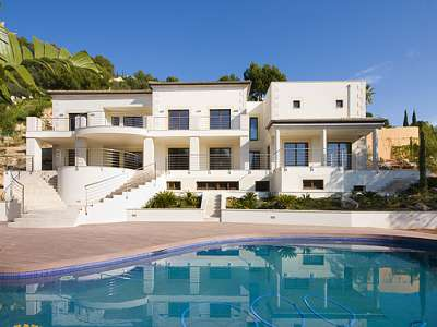Image 1   5 bedroom villa for sale with 0.31 hectares of land, Son Vida, Palma Area, Mallorca 219823