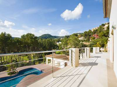 Image 5   5 bedroom villa for sale with 0.31 hectares of land, Son Vida, Palma Area, Mallorca 219823