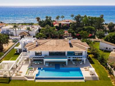 Image 32   6 bedroom villa for sale with 0.25 hectares of land, Puerto Banus, Malaga Costa del Sol, Andalucia 220018