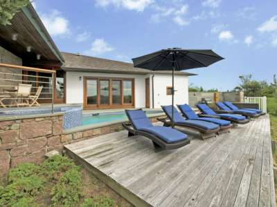 Image 20 | Beautiful  4 Bedroom Oceanside Home for Sale in the  Hamptons,  New York 220258