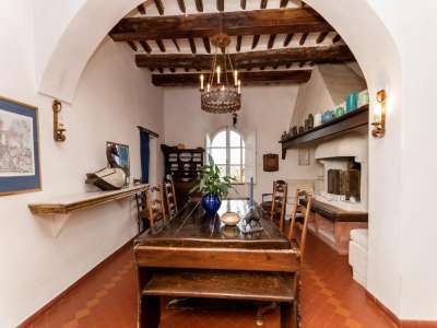 Image 17   14 bedroom farmhouse for sale with 8.2 hectares of land, Pisa, Tuscany 220795