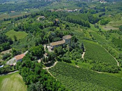 Image 2   14 bedroom farmhouse for sale with 8.2 hectares of land, Pisa, Tuscany 220795