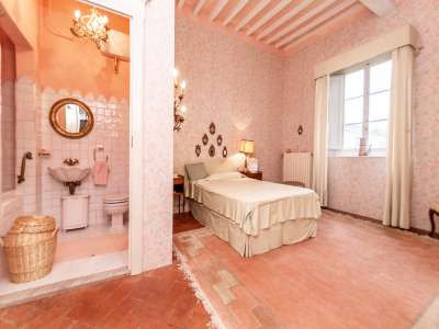 Image 23   14 bedroom farmhouse for sale with 8.2 hectares of land, Pisa, Tuscany 220795