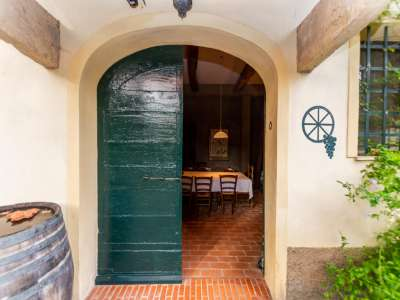 Image 31   14 bedroom farmhouse for sale with 8.2 hectares of land, Pisa, Tuscany 220795