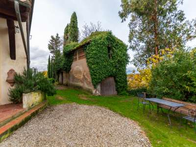 Image 32   14 bedroom farmhouse for sale with 8.2 hectares of land, Pisa, Tuscany 220795