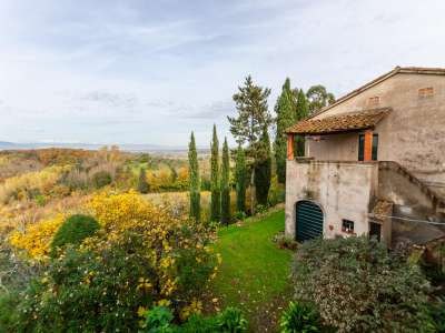 Image 33   14 bedroom farmhouse for sale with 8.2 hectares of land, Pisa, Tuscany 220795