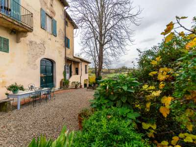 Image 34   14 bedroom farmhouse for sale with 8.2 hectares of land, Pisa, Tuscany 220795