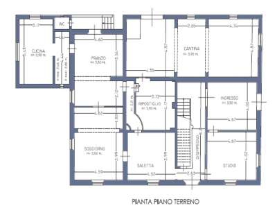 Image 35   14 bedroom farmhouse for sale with 8.2 hectares of land, Pisa, Tuscany 220795