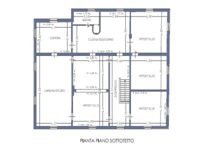 Image 36   14 bedroom farmhouse for sale with 8.2 hectares of land, Pisa, Tuscany 220795