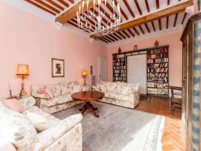 Image 4   14 bedroom farmhouse for sale with 8.2 hectares of land, Pisa, Tuscany 220795