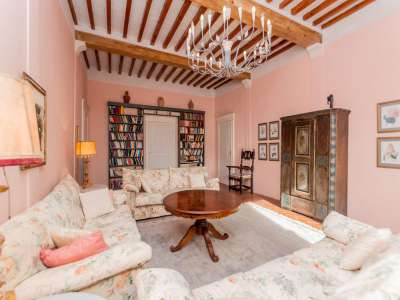 Image 5   14 bedroom farmhouse for sale with 8.2 hectares of land, Pisa, Tuscany 220795