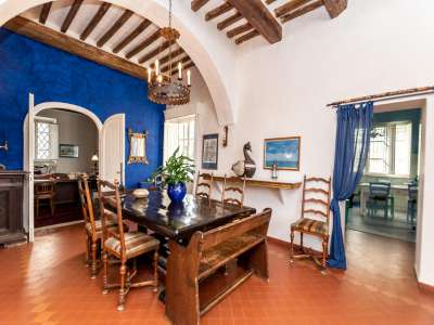 Image 9   14 bedroom farmhouse for sale with 8.2 hectares of land, Pisa, Tuscany 220795