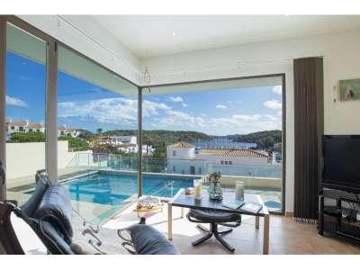 Image 6 | 4 bedroom villa for sale with 591m2 of land, Port d'Addaya, Northern Menorca, Menorca 221180