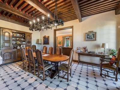Image 5   7 bedroom French chateau for sale with 8.47 hectares of land, Thonon les Bains, Haute-Savoie , Lake Geneva 221269